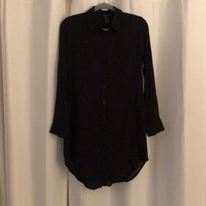 Long Sleeve Tunic by Forever 21
